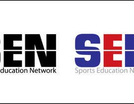 "#53 for Design a Logo for company name ""Sports Education Network"", in short SEN. by supunchinthaka07"