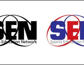"#62 for Design a Logo for company name ""Sports Education Network"", in short SEN. by supunchinthaka07"