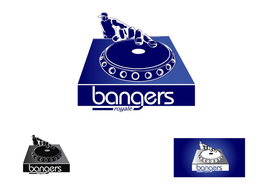 Bài tham dự cuộc thi #                                        23                                      cho                                         I need some Graphic Design for DJ/ PRODUCER LOGO RESTYILING