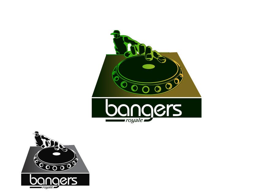 Bài tham dự cuộc thi #                                        25                                      cho                                         I need some Graphic Design for DJ/ PRODUCER LOGO RESTYILING