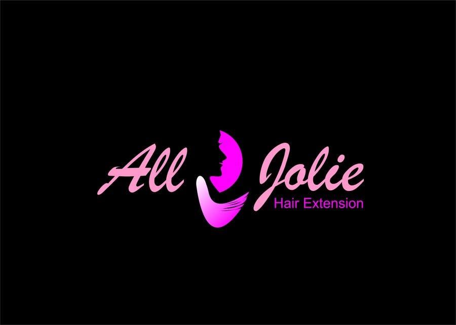 Konkurrenceindlæg #44 for Design a Logo for Female Hair Beauty Product