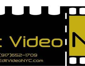 #58 para Design a Logo for Edit Video NYC por marcoantonelli