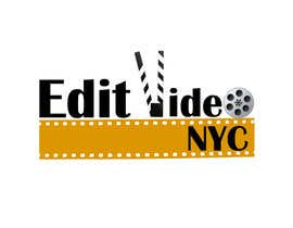 #54 para Design a Logo for Edit Video NYC por TmGraph