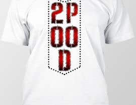 #24 for Design a Logo for a 2POOD shirt by TDuongVn
