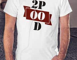 nº 31 pour Design a Logo for a 2POOD shirt par SlavIK1991