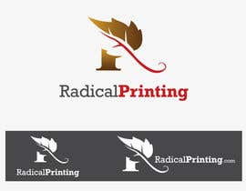 #32 for Design a Logo for RadicalPrinting.com af jhonlenong