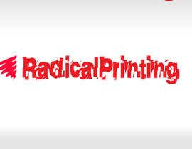 #58 for Design a Logo for RadicalPrinting.com af pupster321