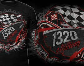 #65 para Design a T-Shirt for 1320 Clothing por MayonPunx