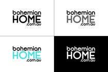 Graphic Design Contest Entry #74 for LOGO design for www.bohemianhome.com.au
