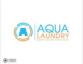 #38 for Design a Logo for AQUA LAUNDRY & DRY CLEANING af cuongprochelsea