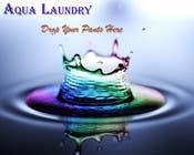 Graphic Design Konkurrenceindlæg #28 for Design a Logo for AQUA LAUNDRY & DRY CLEANING