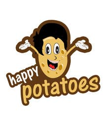 #14 for Design a Logo for Happy Potatoes Gift store af malg321