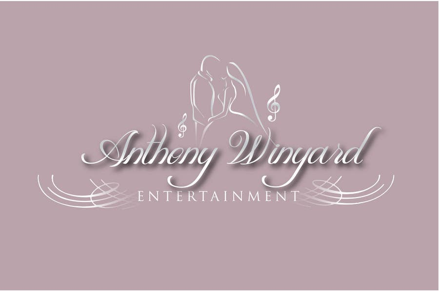Konkurrenceindlæg #                                        15                                      for                                         Graphic Design- Company logo for Anthony Winyard Entertainment