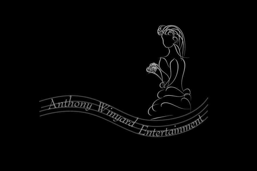Konkurrenceindlæg #                                        85                                      for                                         Graphic Design- Company logo for Anthony Winyard Entertainment