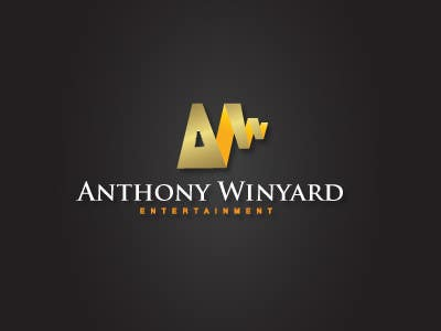 Konkurrenceindlæg #                                        156                                      for                                         Graphic Design- Company logo for Anthony Winyard Entertainment