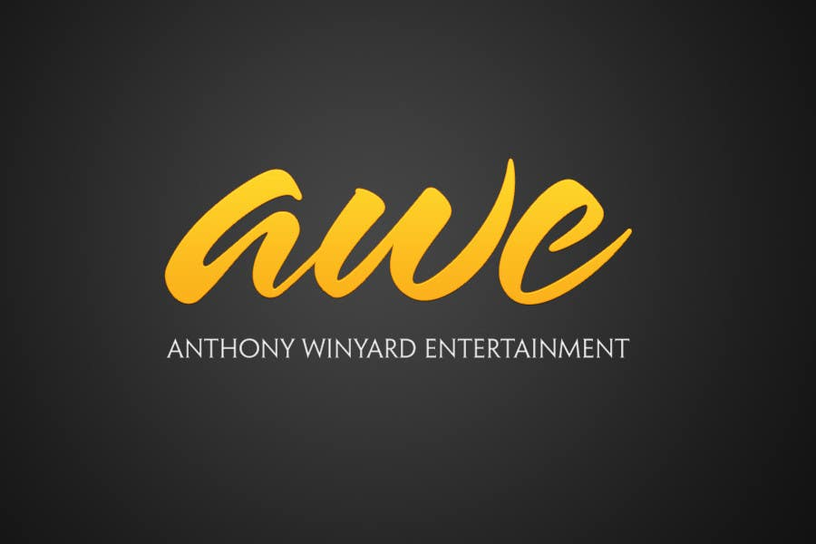 Konkurrenceindlæg #                                        81                                      for                                         Graphic Design- Company logo for Anthony Winyard Entertainment