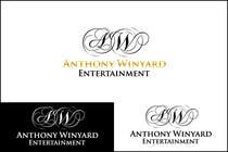 Graphic Design Konkurrenceindlæg #195 for Graphic Design- Company logo for Anthony Winyard Entertainment