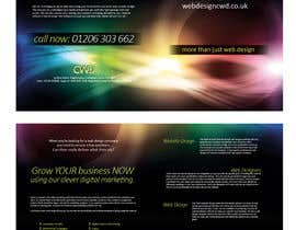 #6 for Design a Brochure for a website company by christarad