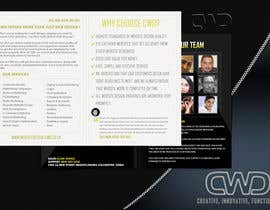 nº 8 pour Design a Brochure for a website company par marwenos002