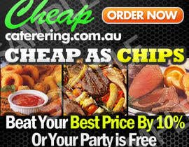#6 for Design a Banner for cheapcatering.com.au by rollu7281
