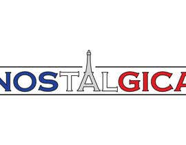 "nº 55 pour Design a Logo for ""Nostalgica"" par Xatex92"