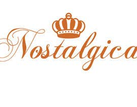 "#56 for Design a Logo for ""Nostalgica"" af stanbaker"