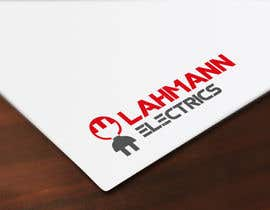 #35 para Design a Logo for  Lahmann Electrics por shawky911
