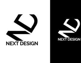 #287 for Design a Logo for the brand 'Next Design' af vladspataroiu
