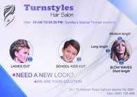 Bài tham dự #2 về Logo Design cho cuộc thi Design a Flyer for Hair Salon