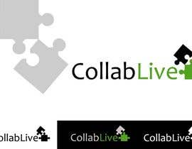 #93 untuk Logo and Brand Design for CollabLive oleh michelleamour