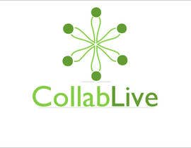 #91 para Logo and Brand Design for CollabLive de askleo
