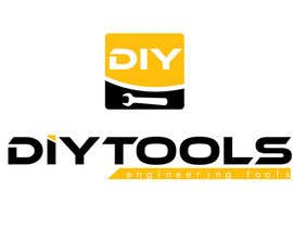 #122 for Design a Logo for www.diytools.com af ciprilisticus