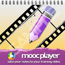 Contest Entry #                                        29                                      for                                         Design a Banner for a note taking app for video trainings
