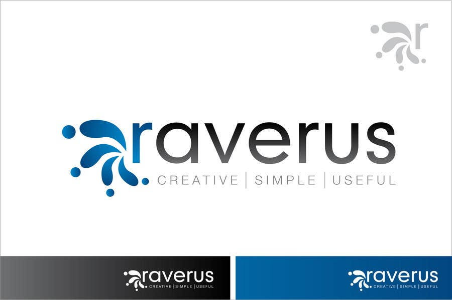 Конкурсная заявка №16 для Logo Design for Raverus