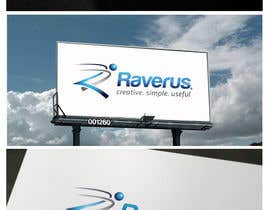 #192 para Logo Design for Raverus por maidenbrands