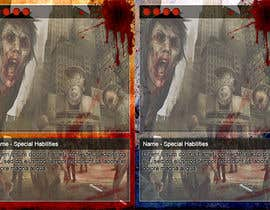 emarquez19 tarafından Design Trading Card for Zombies Card Game için no 24