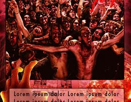 trishirts tarafından Design Trading Card for Zombies Card Game için no 13