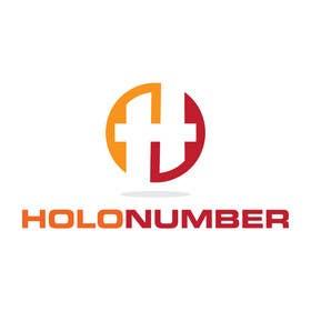 #59 untuk Logo + Cover for www.HoloNumber.com oleh faisalmasood012