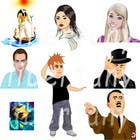 Caricature and Cartoons artist needed for long term work. için Graphic Design21 No.lu Yarışma Girdisi