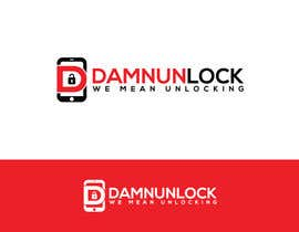 nº 86 pour LOGO + FLASH ANIMATION for MOBILE UNLOCKING WEBSITE. par sagorak47