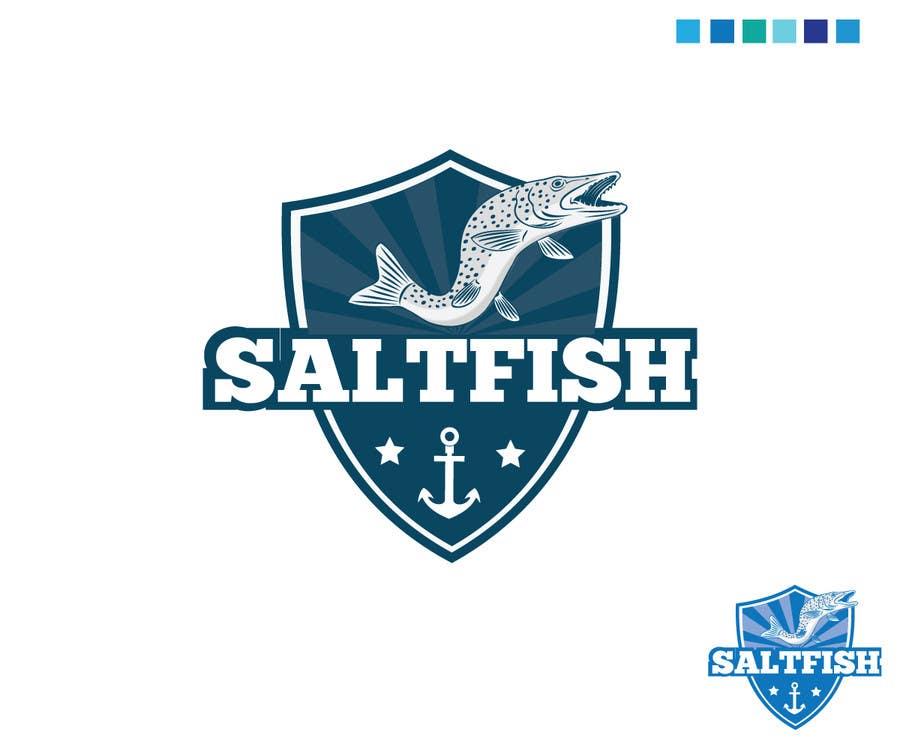 Konkurrenceindlæg #                                        38                                      for                                         Design a Logo for Saltfish Limited