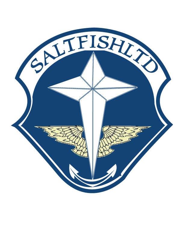 Konkurrenceindlæg #                                        34                                      for                                         Design a Logo for Saltfish Limited