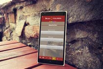 Design an App Mockup for Lawyer App için Graphic Design4 No.lu Yarışma Girdisi