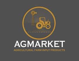 #332 cho Design a Logo for agmarket bởi kushk86