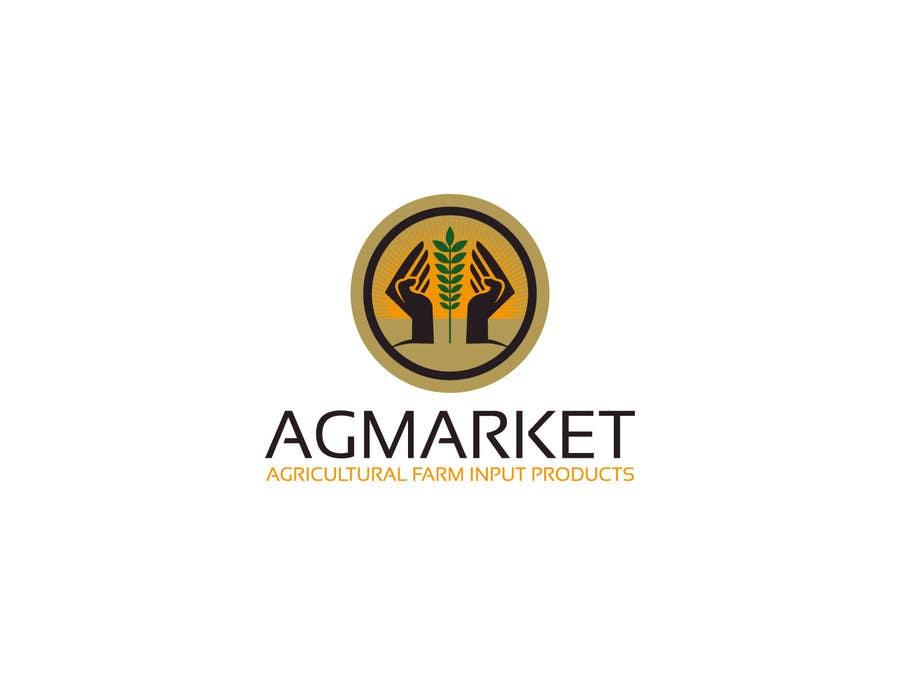 Inscrição nº 415 do Concurso para Design a Logo for agmarket