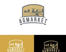 #174 para Design a Logo for agmarket por sankalpit