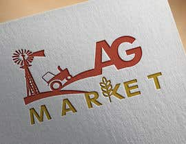 #90 for Design a Logo for agmarket af GIanniruberto