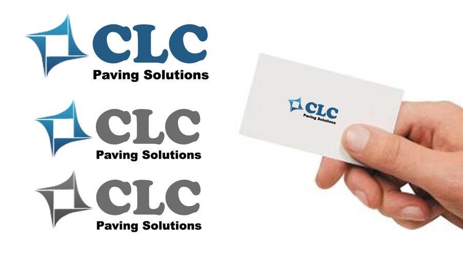 Proposition n°235 du concours Design a Logo for CLC Paving