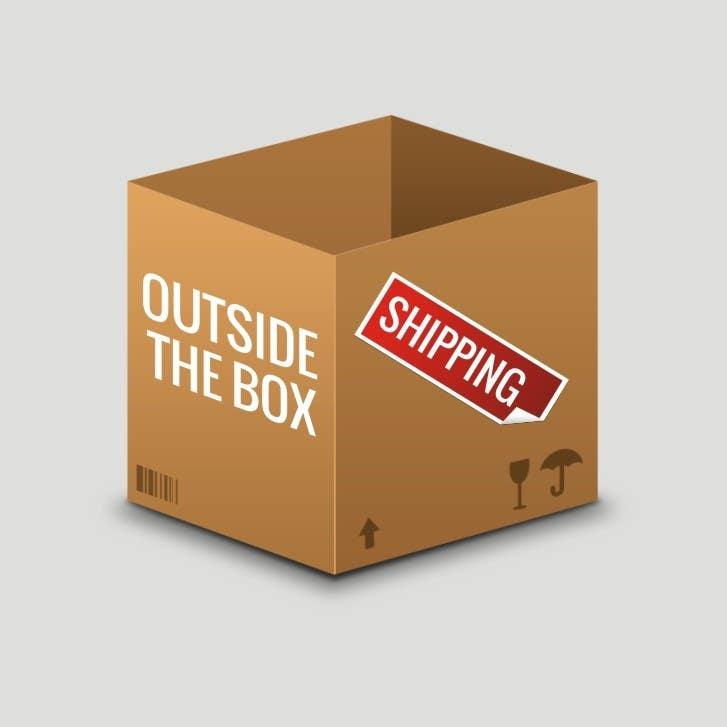 Konkurrenceindlæg #2 for Shipping Box Logo Design