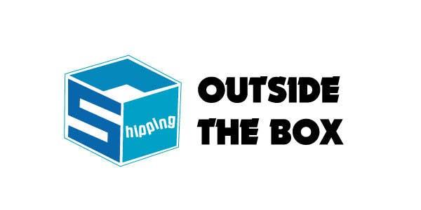 Konkurrenceindlæg #106 for Shipping Box Logo Design